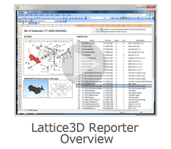 Video of Lattice3D Reporter Plug-In for Microsoft Excel