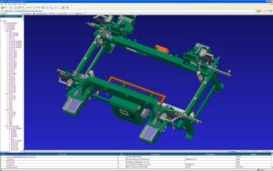 KVAL machine XVL model in Manufacturing
