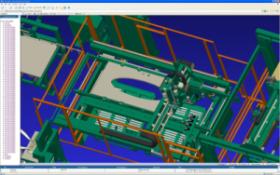KVAL machine XVL model in Technical Service Department