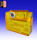 Digital camera in XVL.
