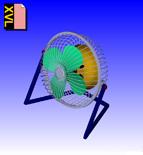 Electrical fan in XVL