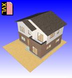 Model home in XVL